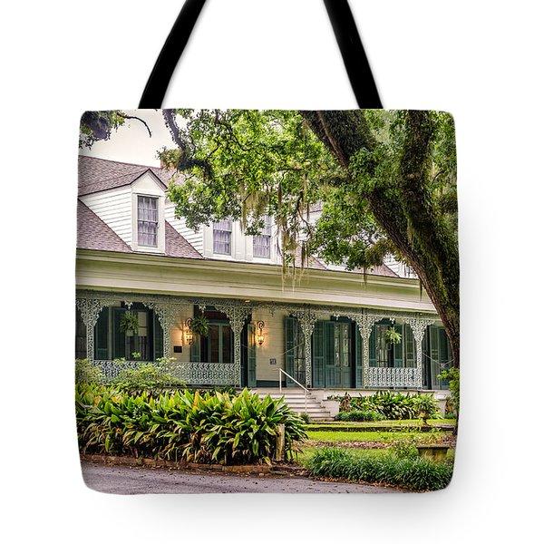The Myrtle's Plantation -st Francisville La Tote Bag
