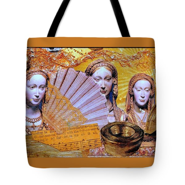 The Mystery Tote Bag by Gail Kirtz