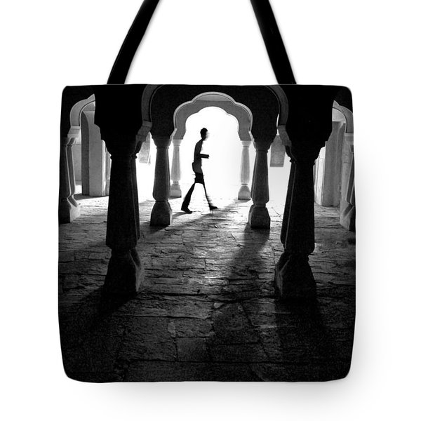 The Mystery Man Tote Bag