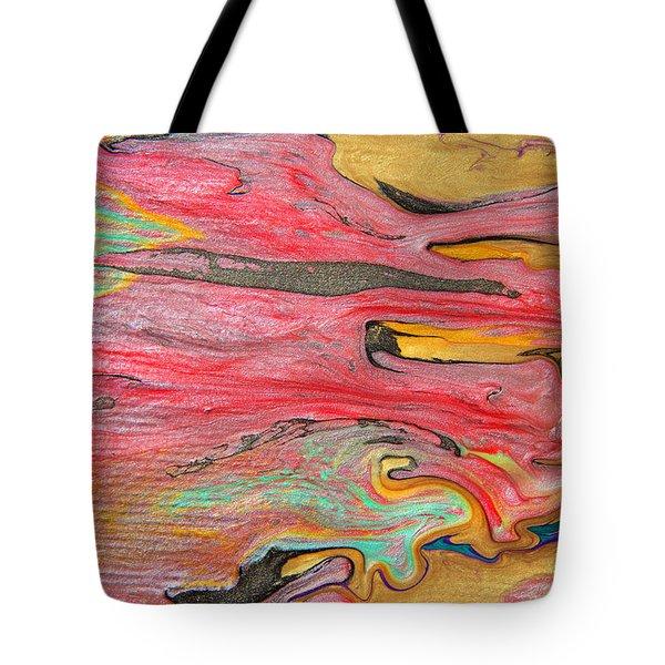 The Mystic Delta Tote Bag