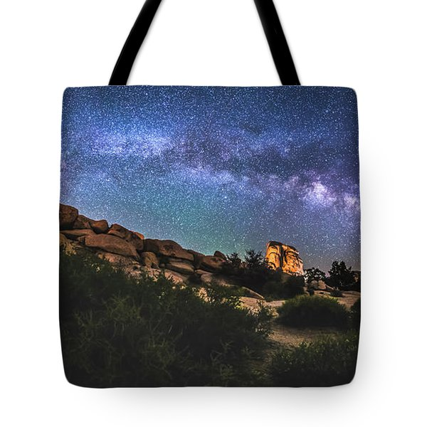 The Mystic Valley Tote Bag