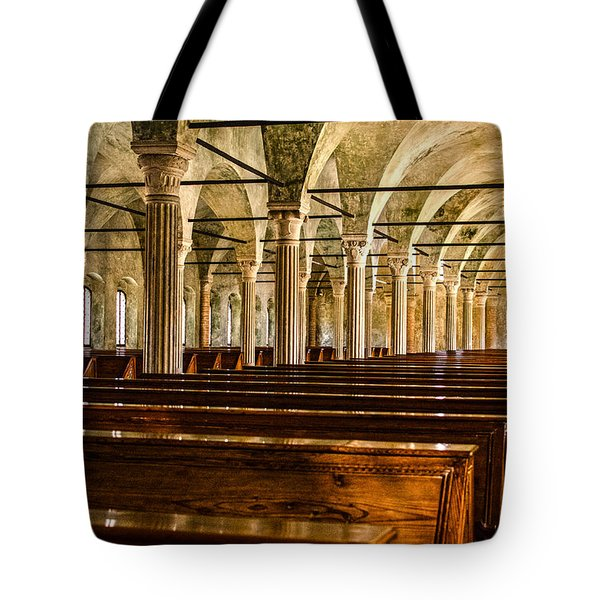 The Name Of The Rose - Hdr Tote Bag