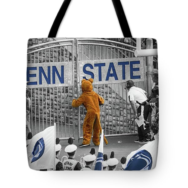 The Name On The Gate Tote Bag