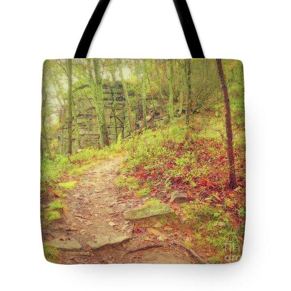 The Narrow Way Tote Bag