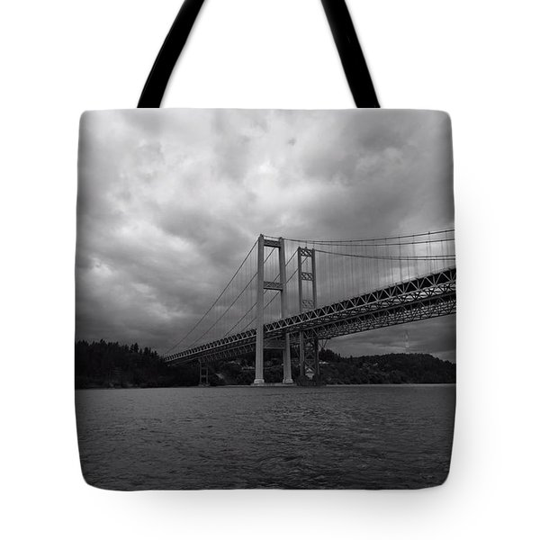 The Narrows Bridge Tote Bag