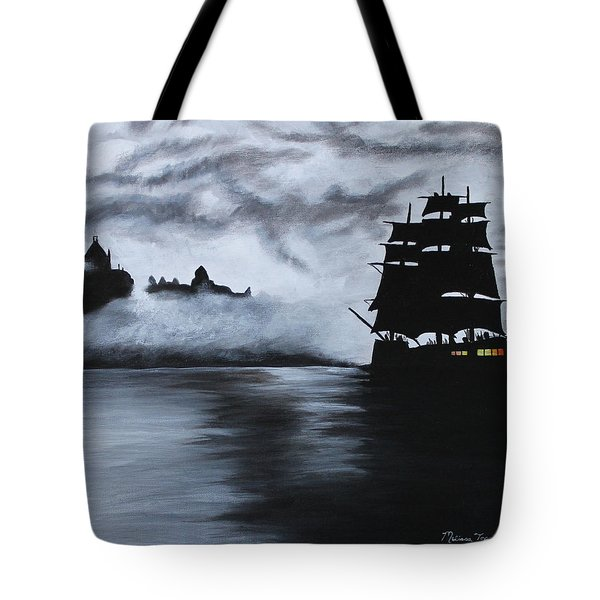 The Nathan Daniel Tote Bag