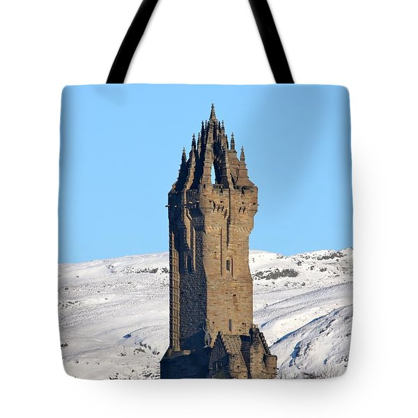 The National Wallace Monument Tote Bag