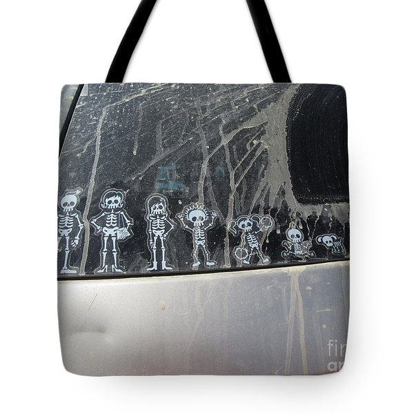 The Natural Family Tote Bag