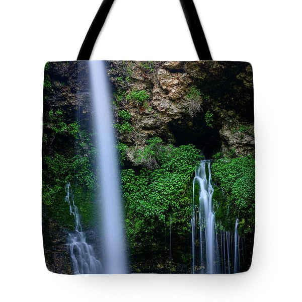 The Natural World Tote Bag
