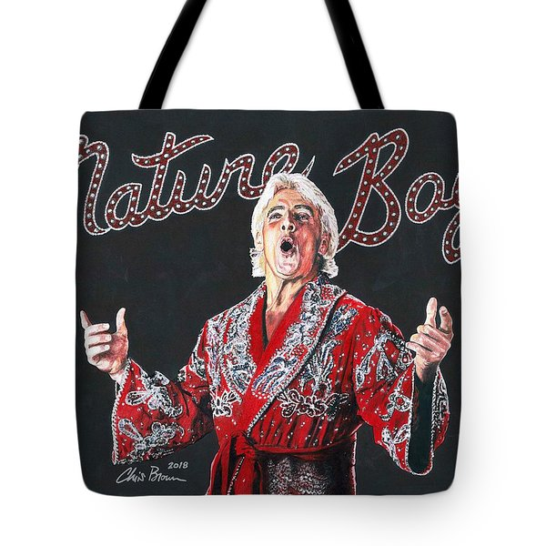 The Nature Boy, Ric Flair Tote Bag