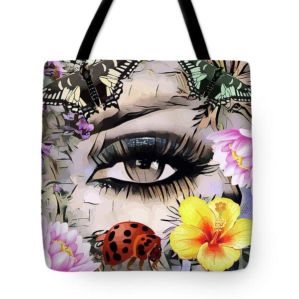 The Nature Girl Tote Bag