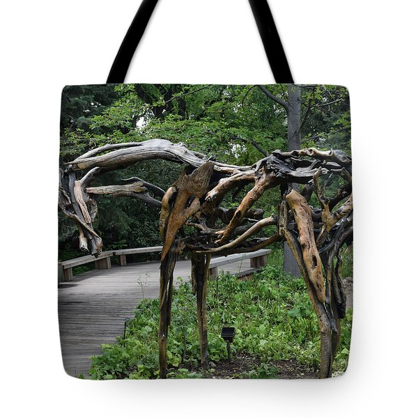 The Nature Of Horses Tote Bag