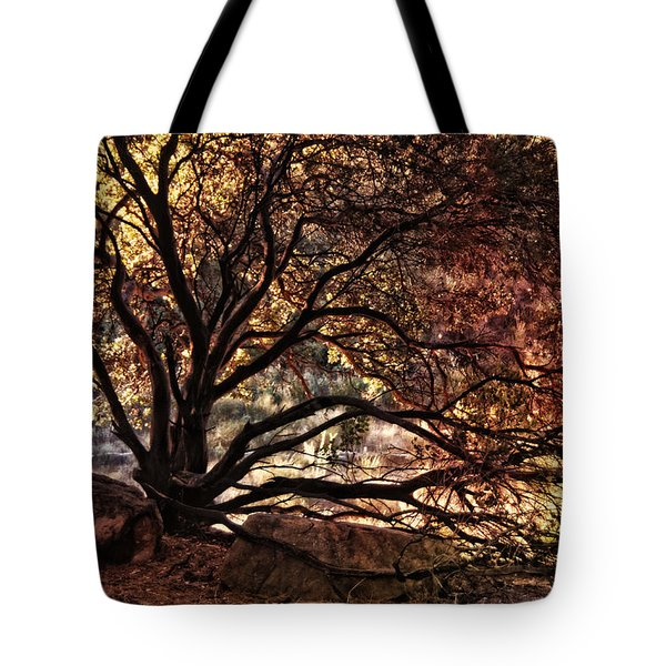 The Nature Of Trees Tote Bag