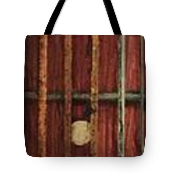 The Neck Tote Bag