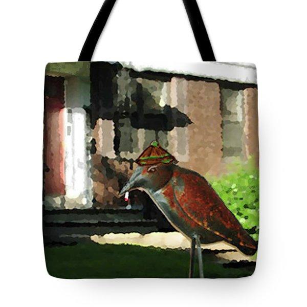 The Neighbor Lady Tote Bag