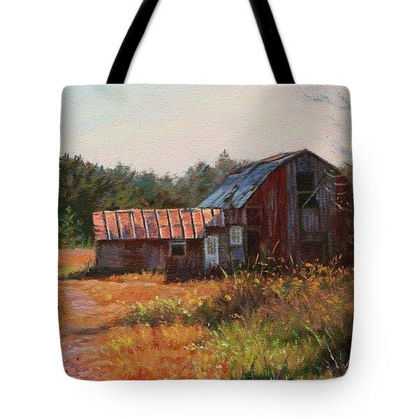 The Neighbor's Barn Tote Bag