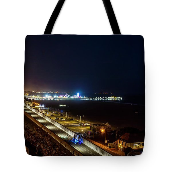 The New California Incline - Night Tote Bag