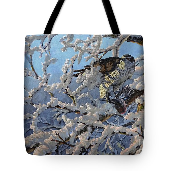 The New Day Tote Bag