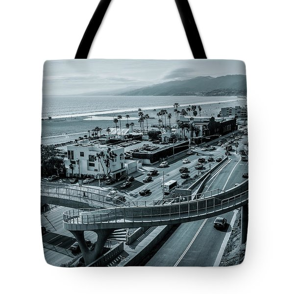 The New P C H Overpass Tote Bag