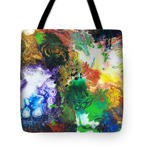The Next Chapter Tote Bag by Sally Trace