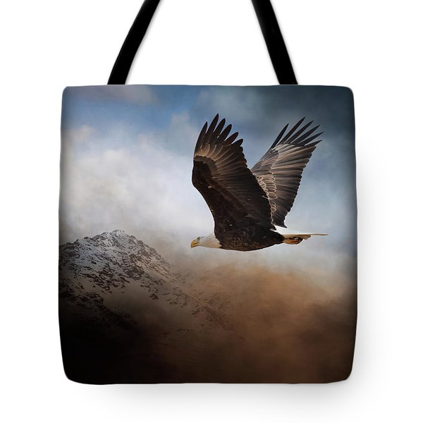 The Next Flight Tote Bag