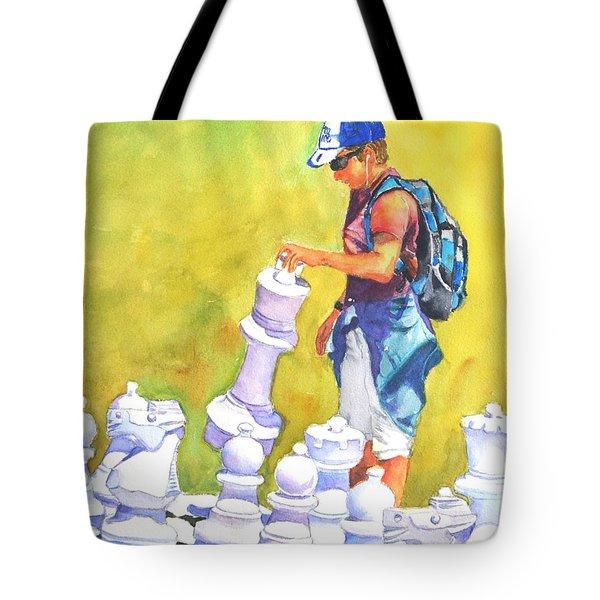 The Next Move #2 Tote Bag