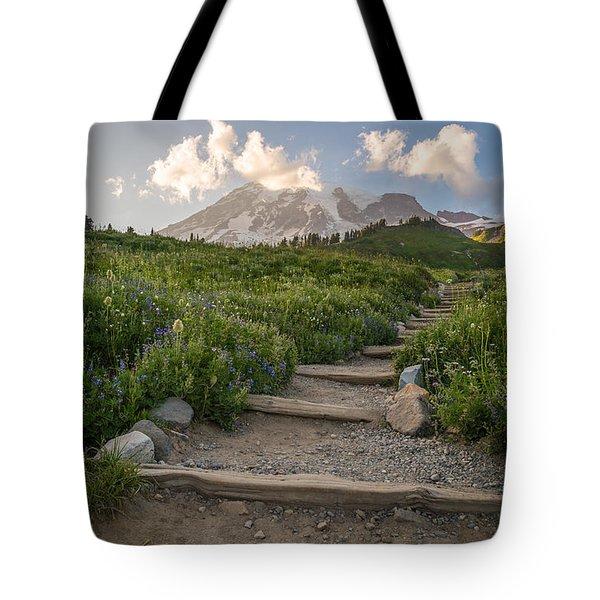 The Next Step Tote Bag