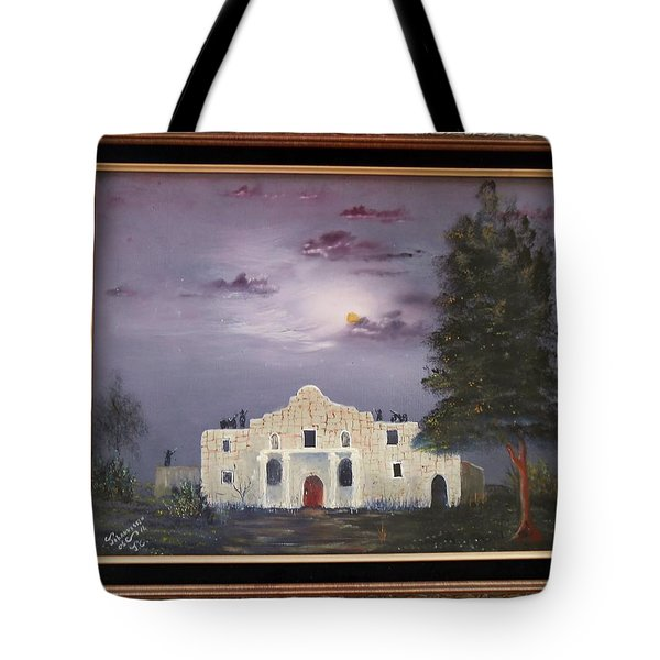 The Night Before Tote Bag by Al Johannessen