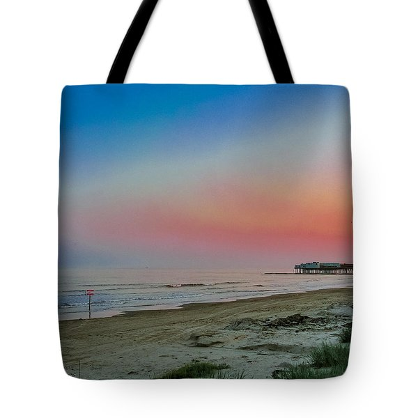 The Night Before Rita Tote Bag by Karen Musick