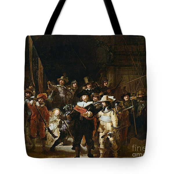 The Nightwatch Tote Bag