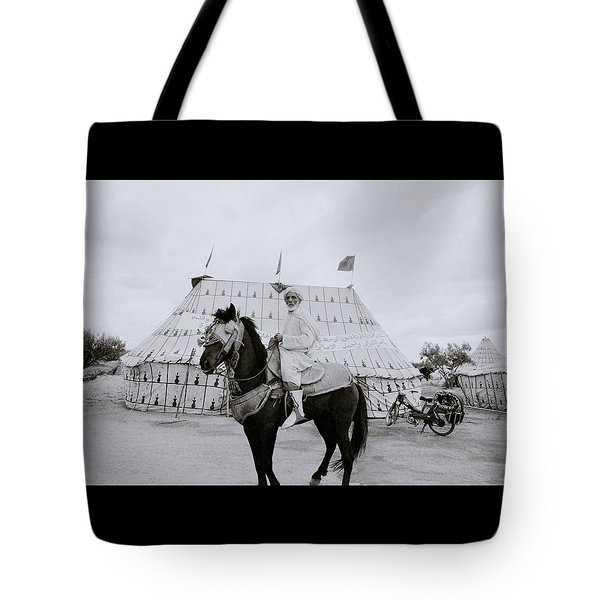 The Noble Man Tote Bag by Shaun Higson
