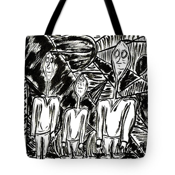 The Nod Trio Circa 1967 Tote Bag