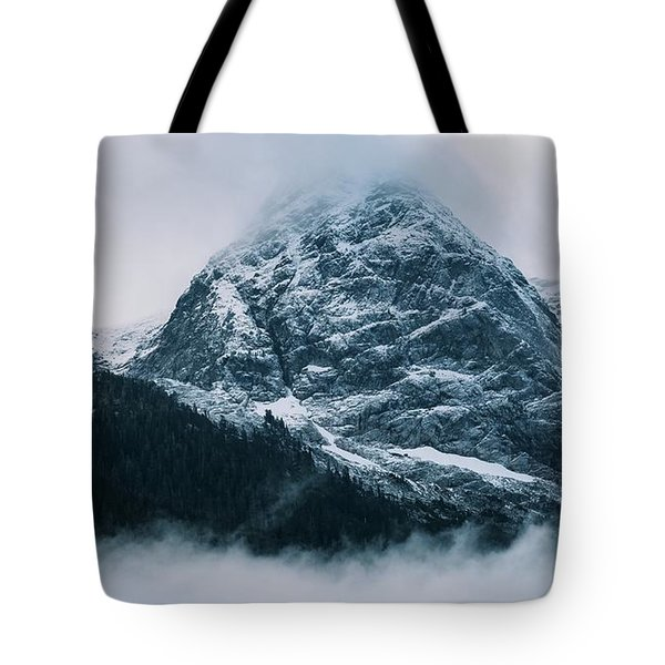 The North Cascades Tote Bag