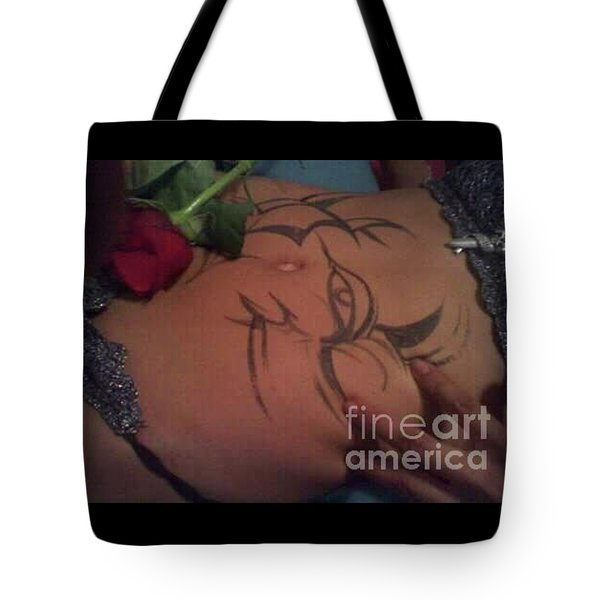 The North Gate Entrance Tote Bag