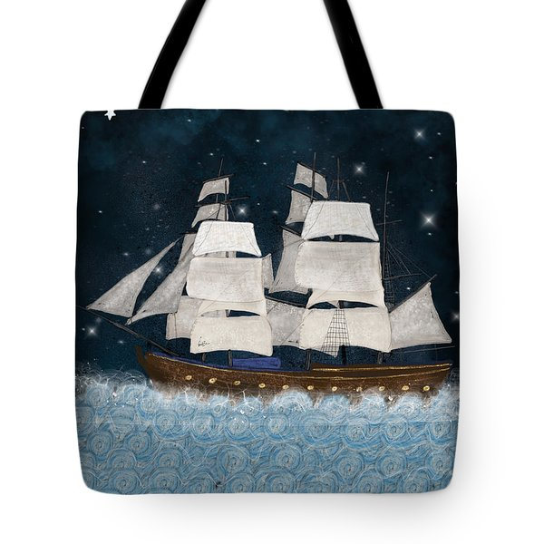 The North Star Tote Bag