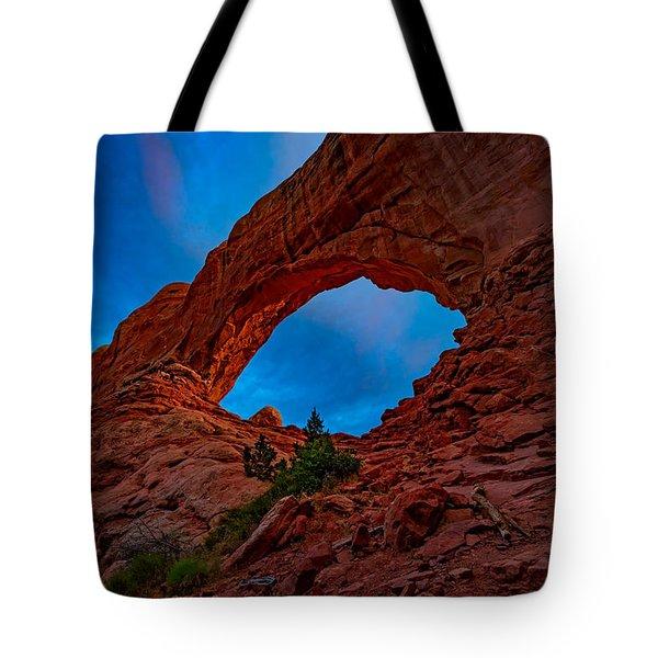 The North Window Tote Bag
