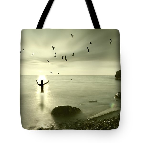 The Northern End Tote Bag
