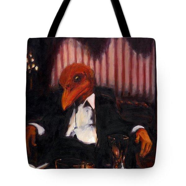 The Numbers Man Tote Bag