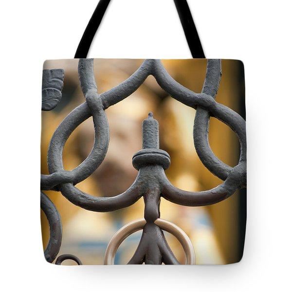 The Nuremberg Ring Tote Bag