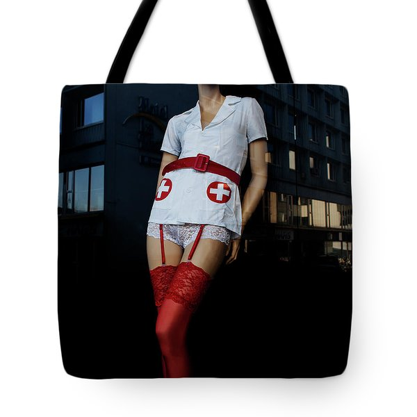 The Nurse Tote Bag
