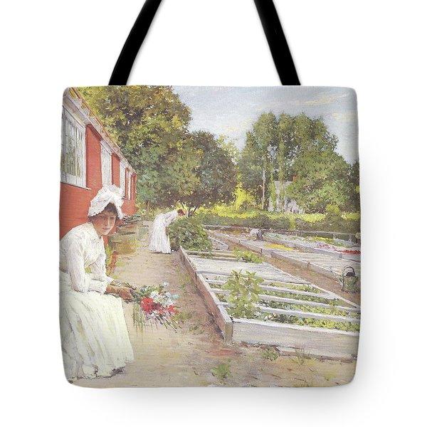 The Nursery Tote Bag