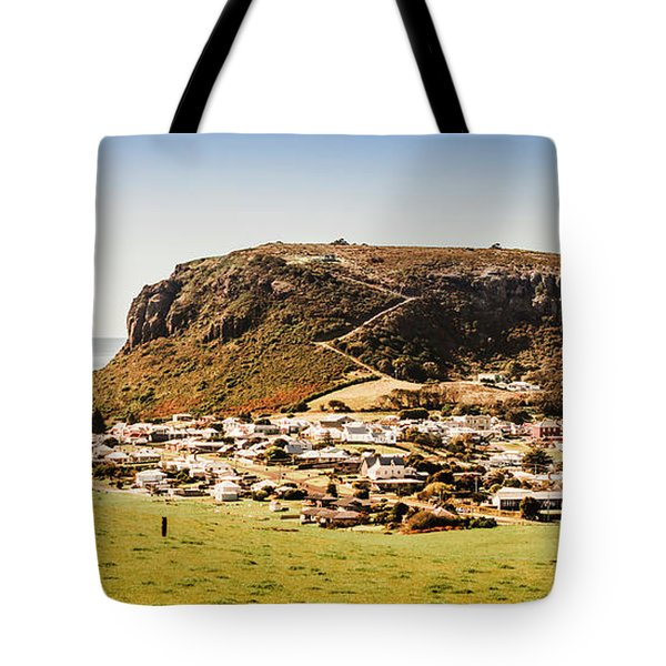 The Nut In Stanley Tasmania Tote Bag