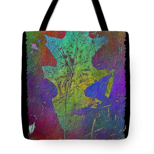 The Oak Leaf Tote Bag