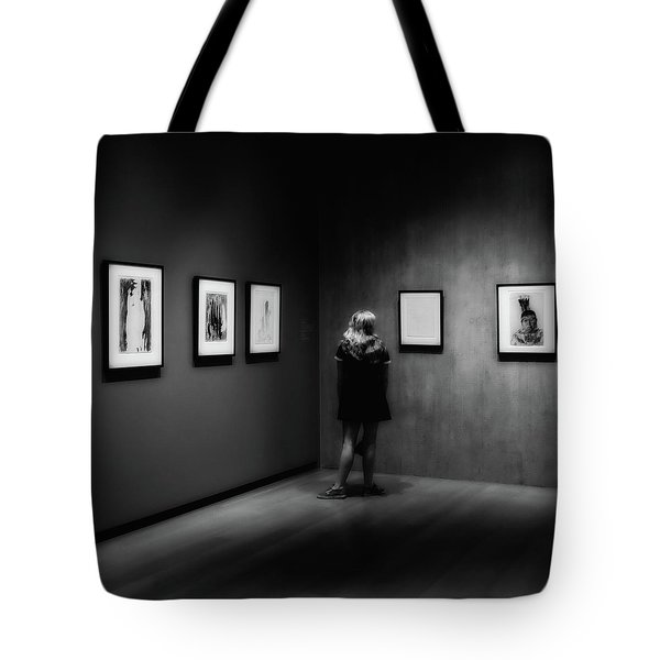 The Observer Tote Bag by Ron White