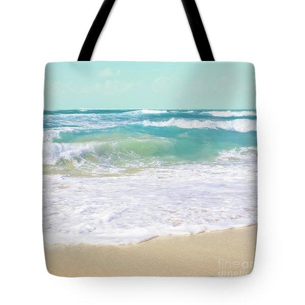 The Ocean Tote Bag by Sharon Mau