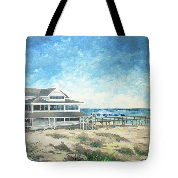 The Oceanic Tote Bag