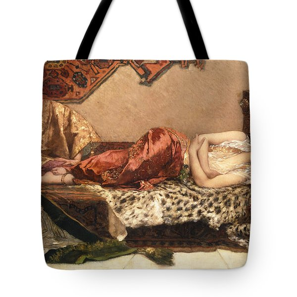 The Odalisque Tote Bag