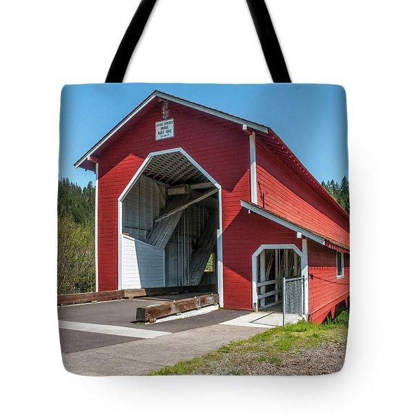 The Office Bridge Tote Bag