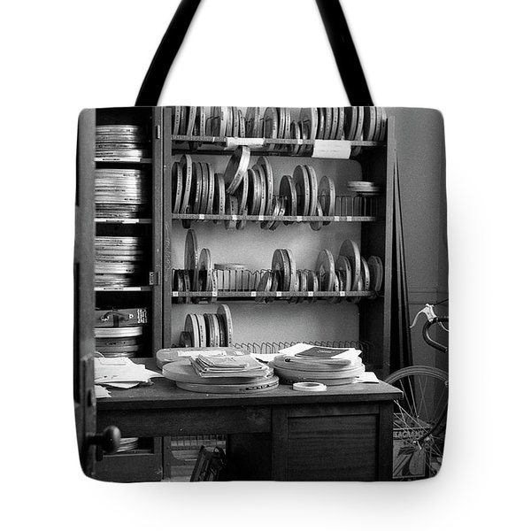 The Office Of A Teaching Assistant, 1979 Tote Bag
