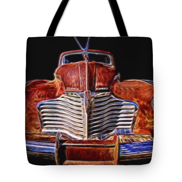 The Ol' Eight Tote Bag